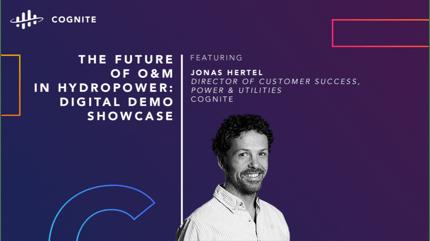 The Future of O&M in Hydropower: Digital Demo Showcase