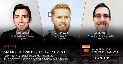 Smarter Trades, Bigger Profits: Improving Data Analysis Across the Spectrum of Power Trading Activity