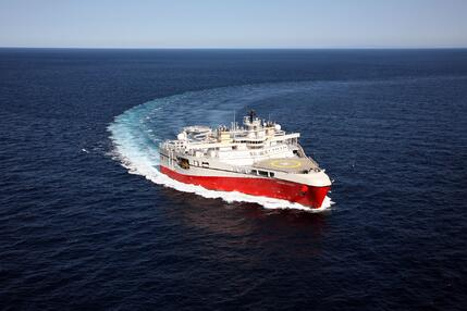 How PGS optimized the speed of seismic surveying vessels
