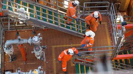 Cogniteがリスク要因を可視化することで、AKer BPの作業員の安全性向上を実現