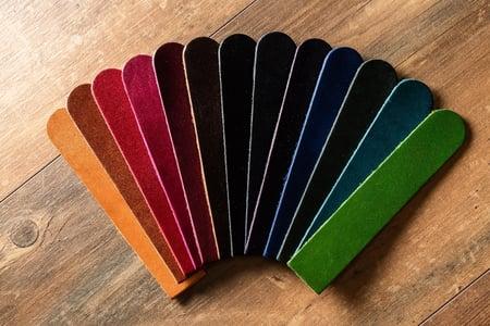 Gekleurd Tuigleer