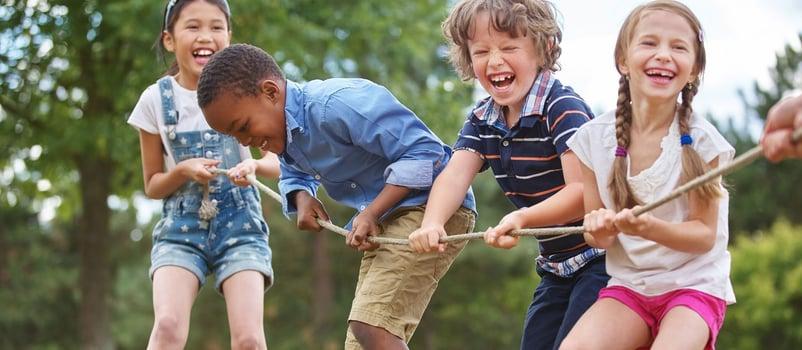 actividades físicas para niños