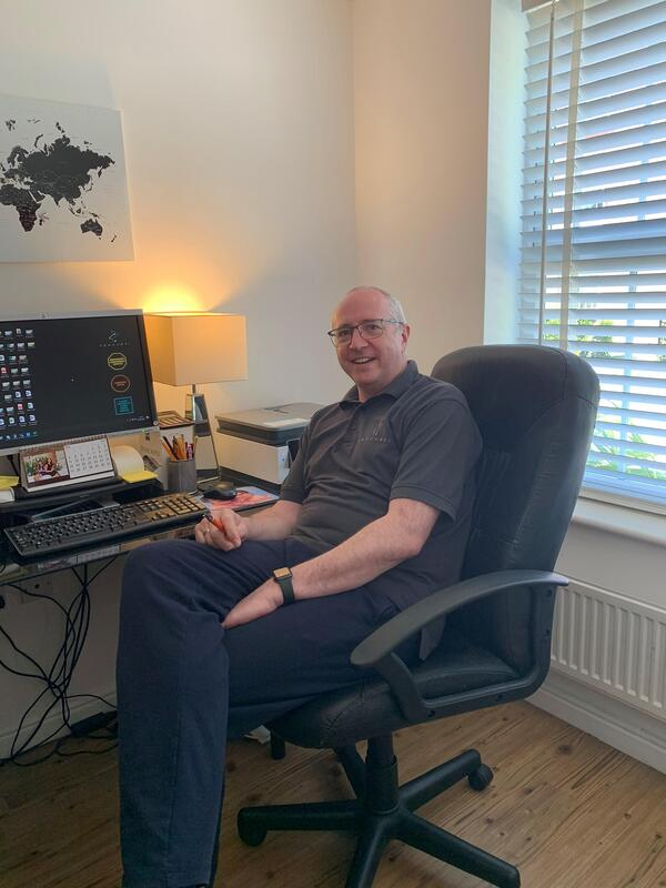 Julian Bannister, Sales Director,  Procurri EMEA