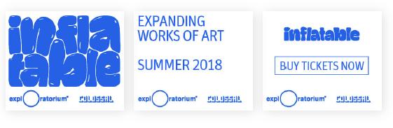 Exploratorium Display Ad Examples
