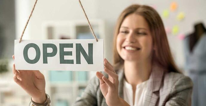 Geschäftseröffnung planen mit praktischer Checkliste