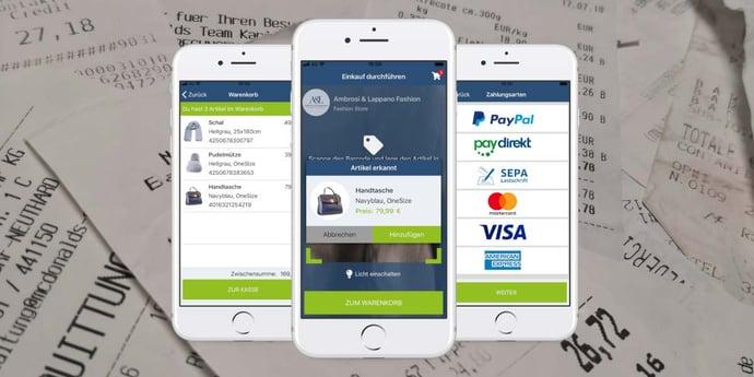 Checkout im stationären Handel wird digitaler und mobiler