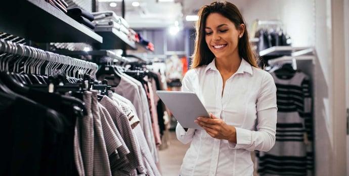 Mobile Anwendung am POS schafft Mehrwert für Händler und Konsumenten