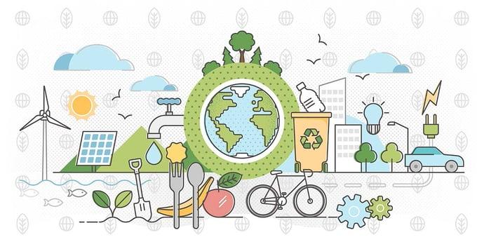 Wie wird der Onlinehandel nachhaltiger - der Weg zum grünen E-Commerce