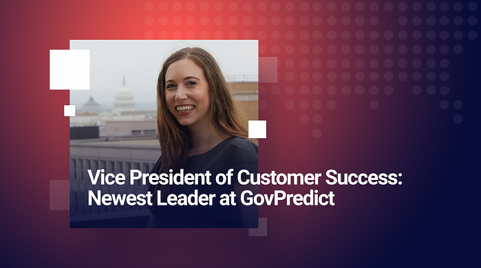 Vice President of Customer Success: Newest Leader at GovPredict
