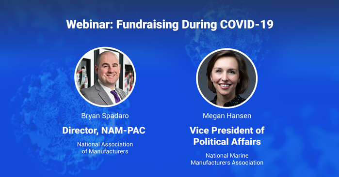 Webinar: Fundraising During COVID-19