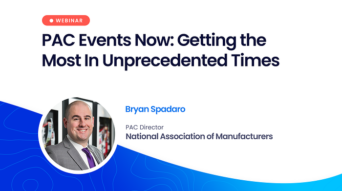Webinar: PAC Events Now: Getting the Most In Unprecedented Times