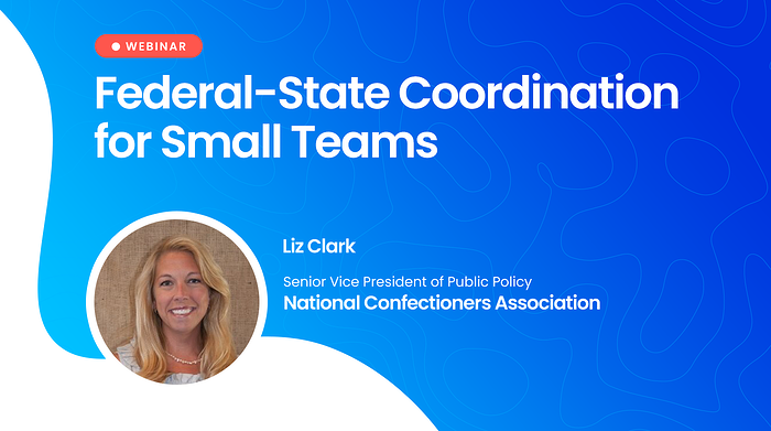 Federal-State Coordination for Small Teams