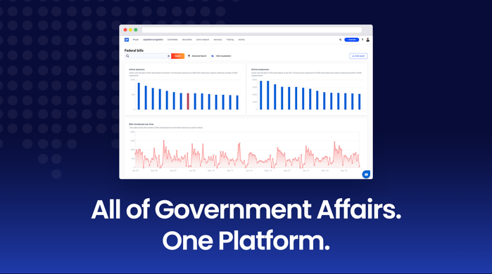 GovPredict Platform Gets Streamlined New Structure