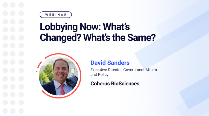 Webinar - Lobbying Now: What's Changed? What's the Same?