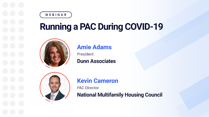 Webinar: Running a PAC During COVID-19