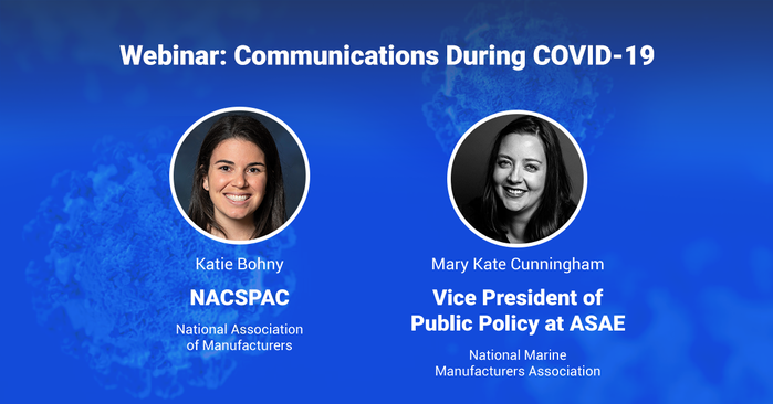 Webinar: Communications During COVID-19