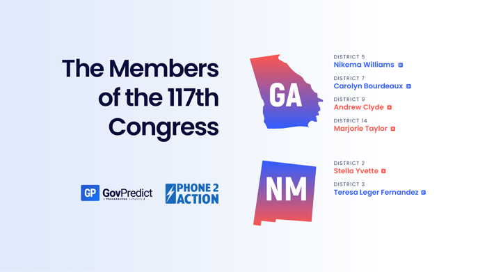 The Members of the 117th Congress