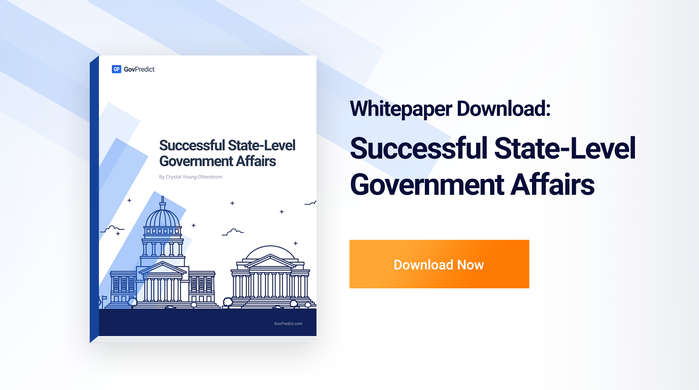 Whitepaper: Successful State-Level Government Affairs