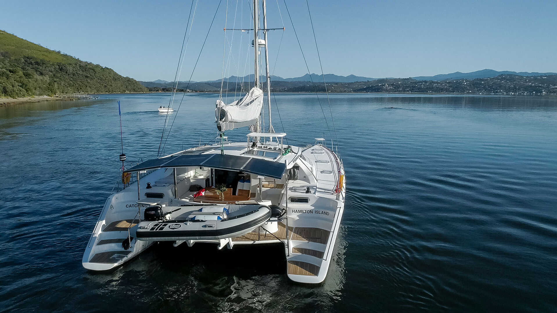 Top Things to Know About Yacht Solar Power