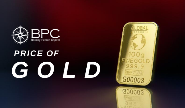 Gold Price Prediction Soon To Be A Reality