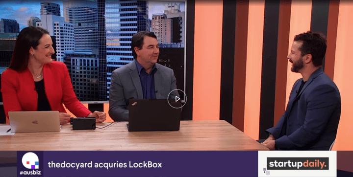 TDY discusses acquisition of LockBox on AusBiz panel