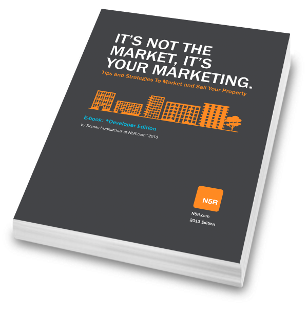 "Roman Bodnarchuk's ""It's not the market, It's your marketing"""