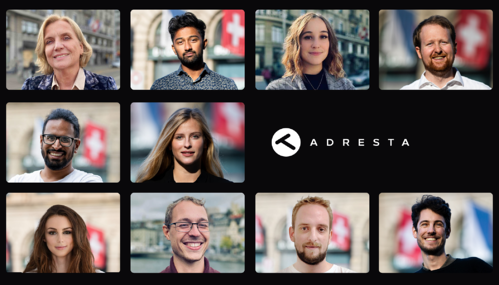 Adresta seals partnership with Swisscom after investment by ETH Foundation and Helvetia Insurance