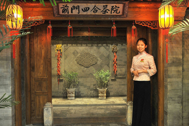 TEFL-teach-china-temple