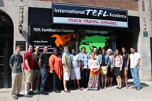 International TEFL Academy Alumni