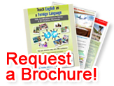 Request a TEFL Brochure?