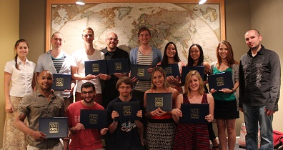 International TEFL Academy Chicago June 2012 Graduation