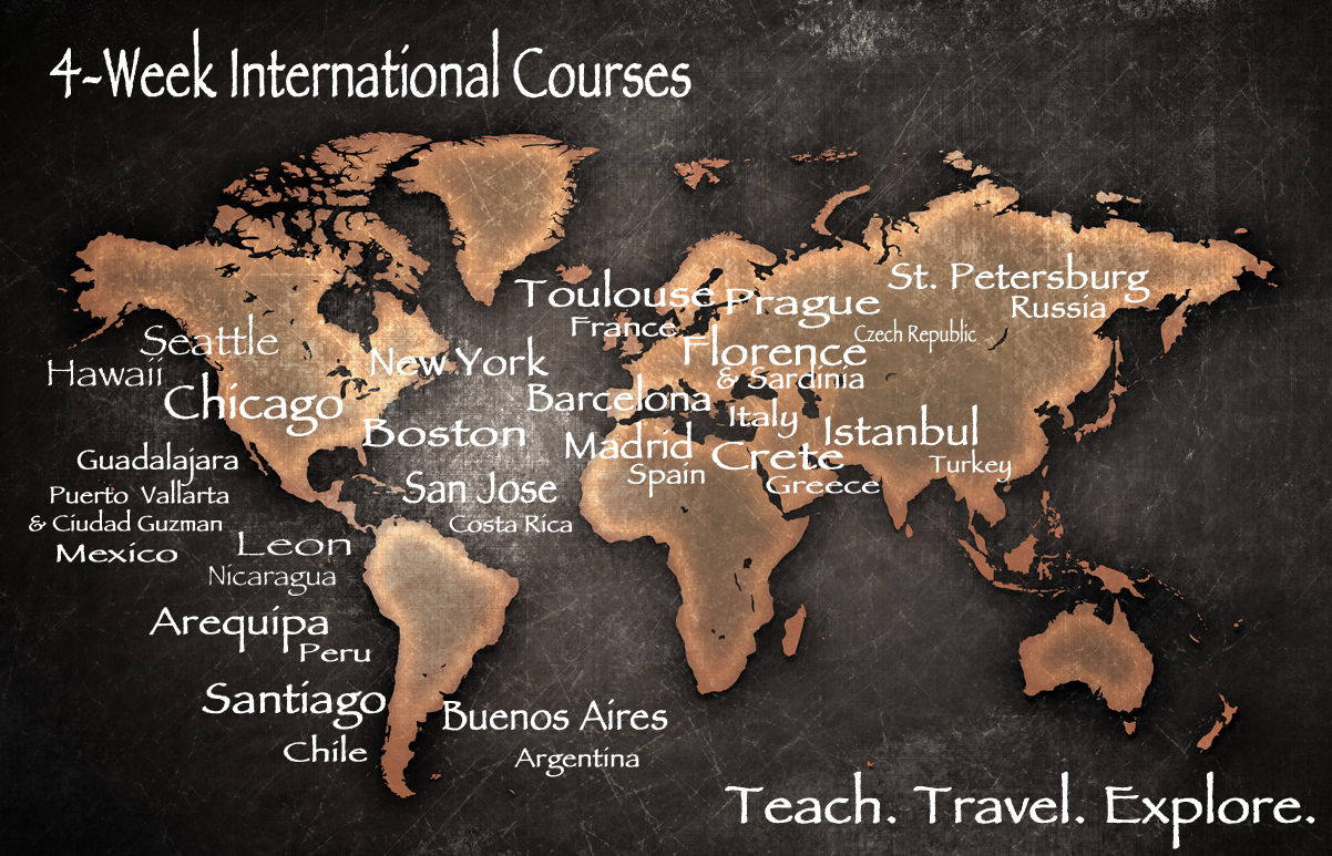 International TEFL Academy Courses