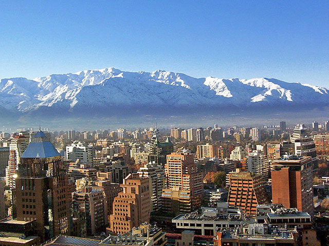 teach english in chile