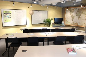 TEFL classroom Chicago