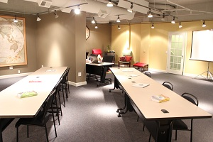 TEFL classroom Chicago International TEFL Academy