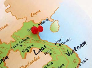 vietnam english teaching saigon map