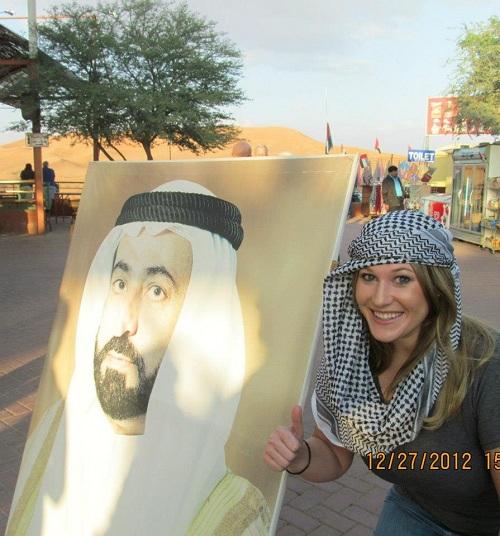 Life teaching English in Saudi Arabia