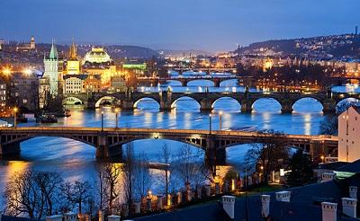 teach English in Prague, Czech Republic