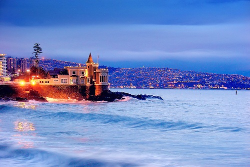 teach english vina del mar castle
