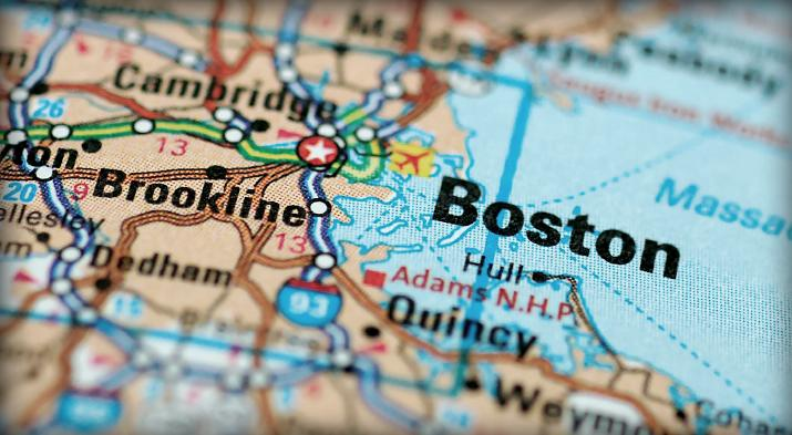 boston tefl map