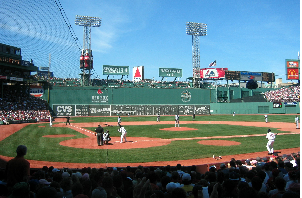 Boston fenway park tefl class