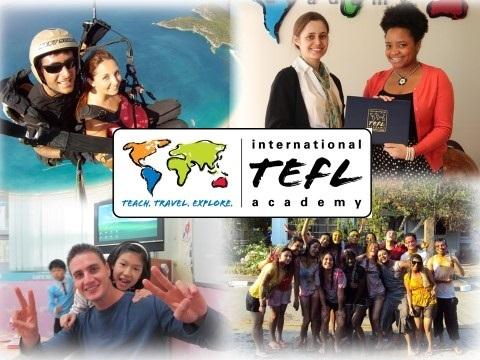 Request Information about Teaching English Abroad
