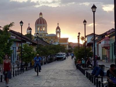 English teaching in Nicaragua