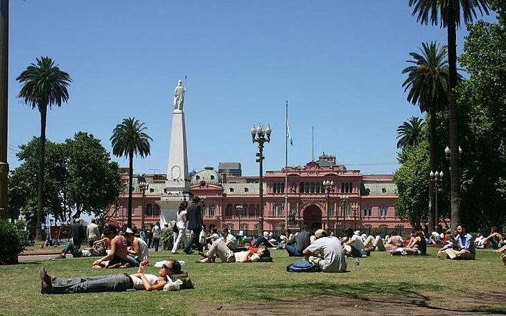 Buenos Aires, Argentina Q and A with ITA Alumni Lili Kocsis