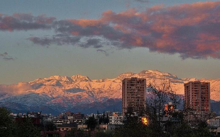 Ambassador City Fact Sheet: Santiago, Chile