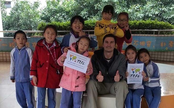 Teaching English in Shenzhen, China: Alumni Q&A with Armand Diab