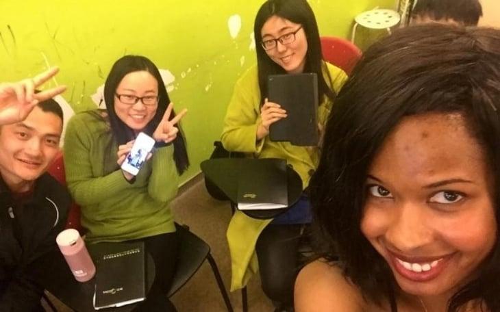 Xuzhou, China English Teaching Q&A with Ashante Hammons
