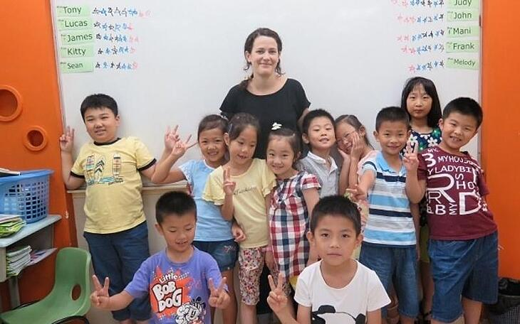 Teaching English in Shanghai, China: Alumni Q&A with Briana Campbell