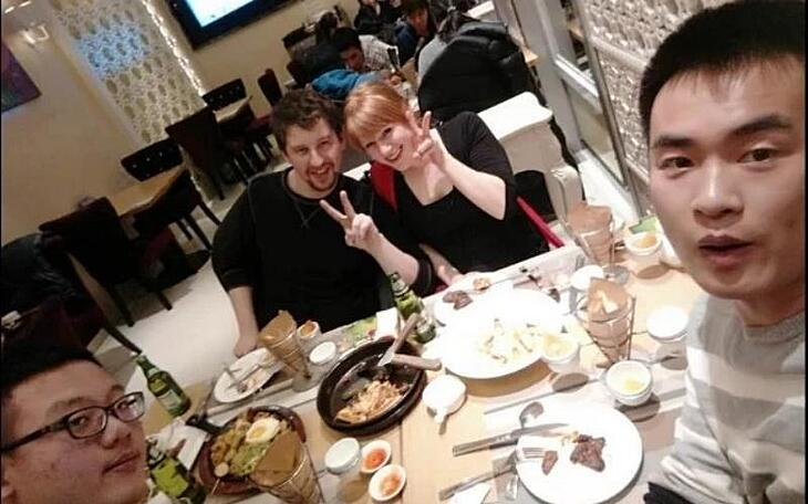 Food, Friends, and Finding a Family in China