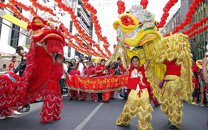 Happy Chinese New Year - Teaching English in Asia During Holidays